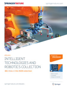 SpringerLink e-books (Intelligent Technologies and Robotics 2020)