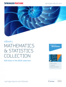 SpringerLink e-books (Mathematics and Statistics 2019)