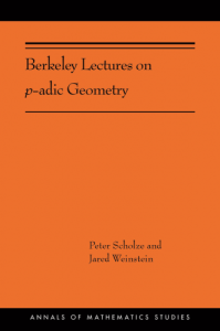 Berkeley lectures on p-adic geometry