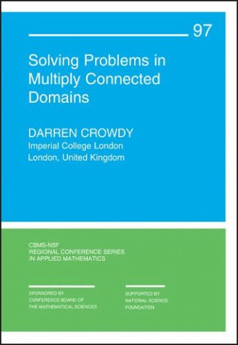 Solving problems in multiply connected domains