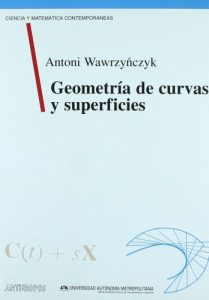 Geometría de curvas y superficies