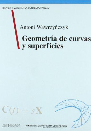 Geometría de curvas y superficies