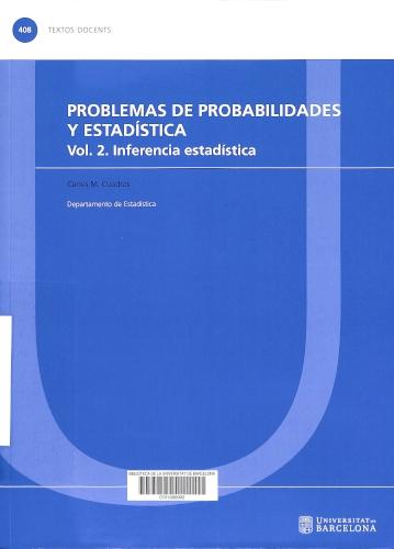 Problemas de probabilidades y estadística
