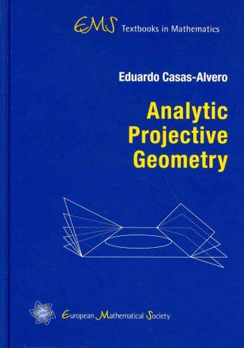 Analytic projective geometry
