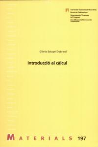 Introducció al càlcul