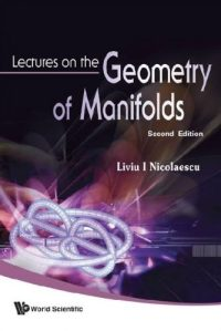 Lectures on the geometry of manifolds
