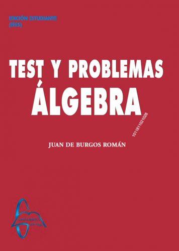 Test y problemas Álgebra