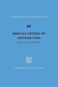 Irregularities of distribution