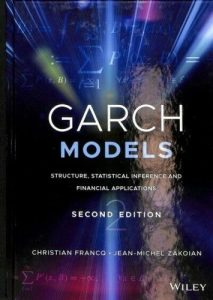 GARCH models : structure, statistical inference and financial Applications